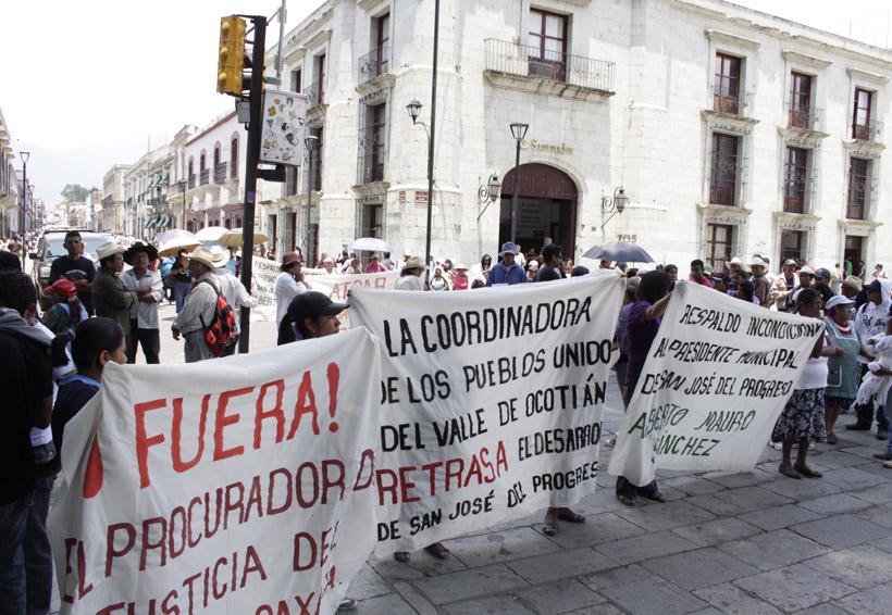 Megaproyectos sin consultar, despiertan a pueblos indígenas en Oaxaca   El Imparcial de Oaxaca