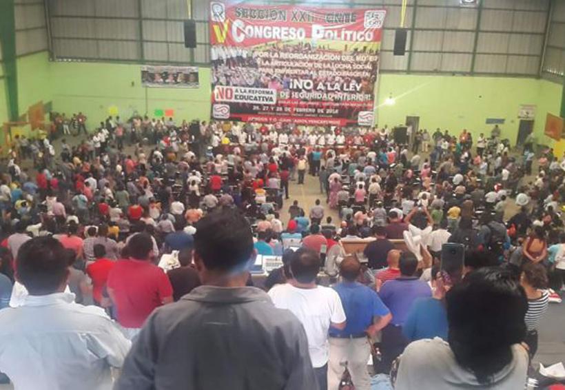 Analiza Sección 22 participación política | El Imparcial de Oaxaca