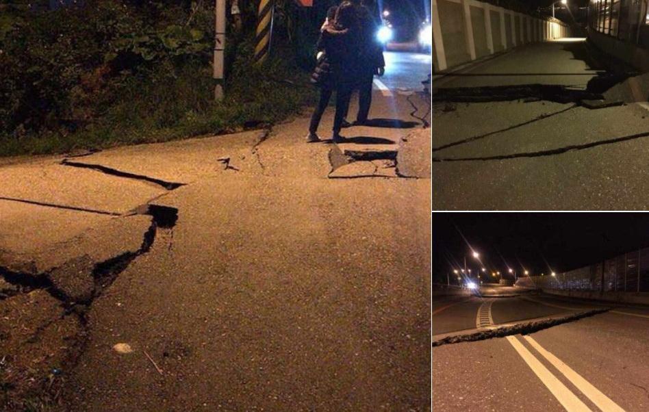 Sismo provoca daños y deja personas atrapadas en Taiwán   El Imparcial de Oaxaca