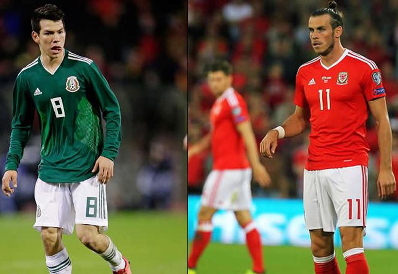 México jugará contra Gales previo al mundial | El Imparcial de Oaxaca