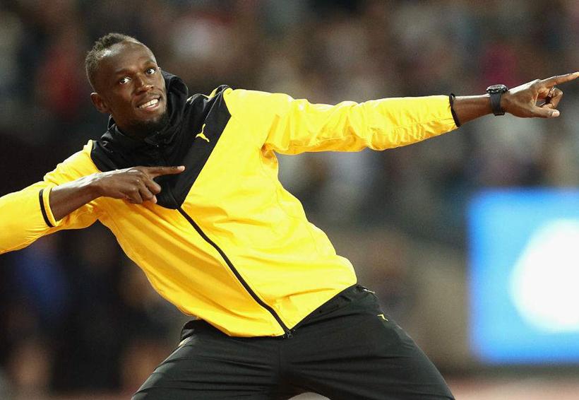 Usain Bolt ficha con equipo de fútbol profesional | El Imparcial de Oaxaca
