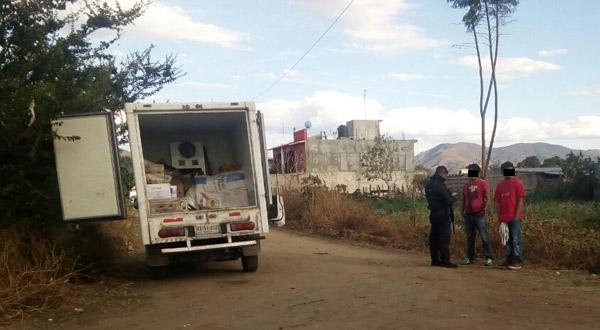 Plagiados en San Juan Bautista La Raya, Oaxaca   El Imparcial de Oaxaca