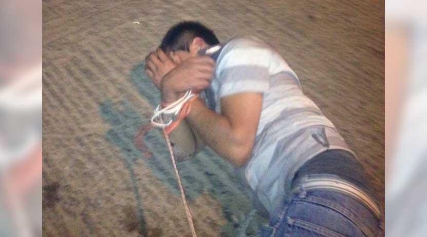 Otro capturado y exhibido por robo en La Fundición | El Imparcial de Oaxaca