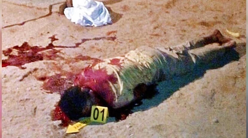 A prisión por asesinar a su medio hermano en San Baltazar Loxicha, Oaxaca | El Imparcial de Oaxaca