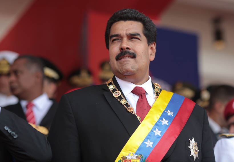 Nicolás Maduro se inscribe como candidato presidencial en Venezuela | El Imparcial de Oaxaca