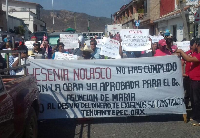 Marchan pobladores para demandar agua en el Istmo de Oaxaca | El Imparcial de Oaxaca