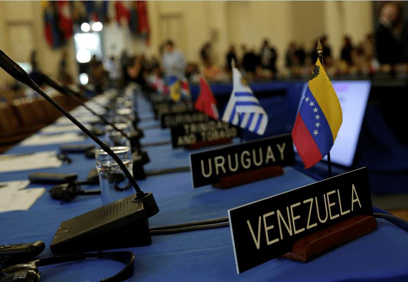 Aprueba OEA exhorto a gobierno de Venezuela por iniciativa de México | El Imparcial de Oaxaca