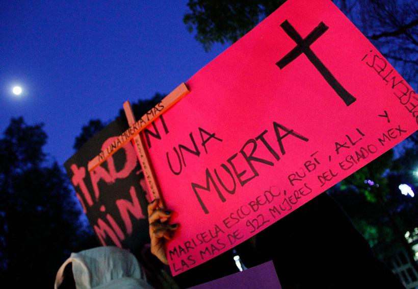 Cada día asesinan a más mujeres en Edomex   El Imparcial de Oaxaca