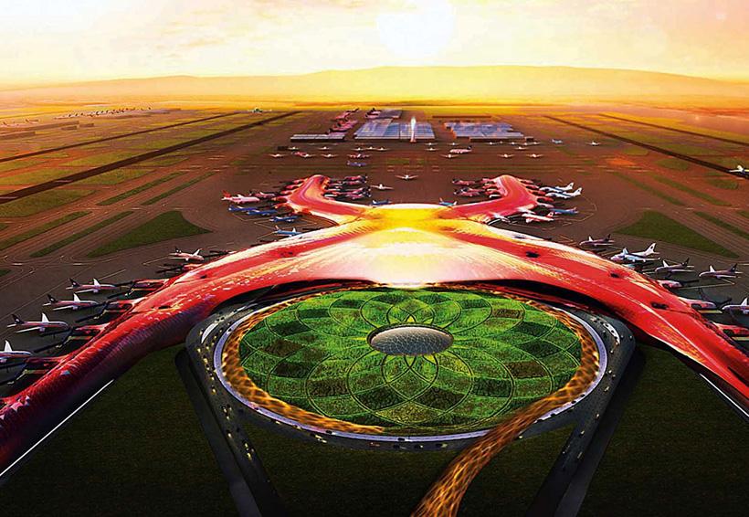 Se desconoce en qué se gastaron más de 1 mil mdp del nuevo aeropuerto de la CDMX: Auditoría | El Imparcial de Oaxaca