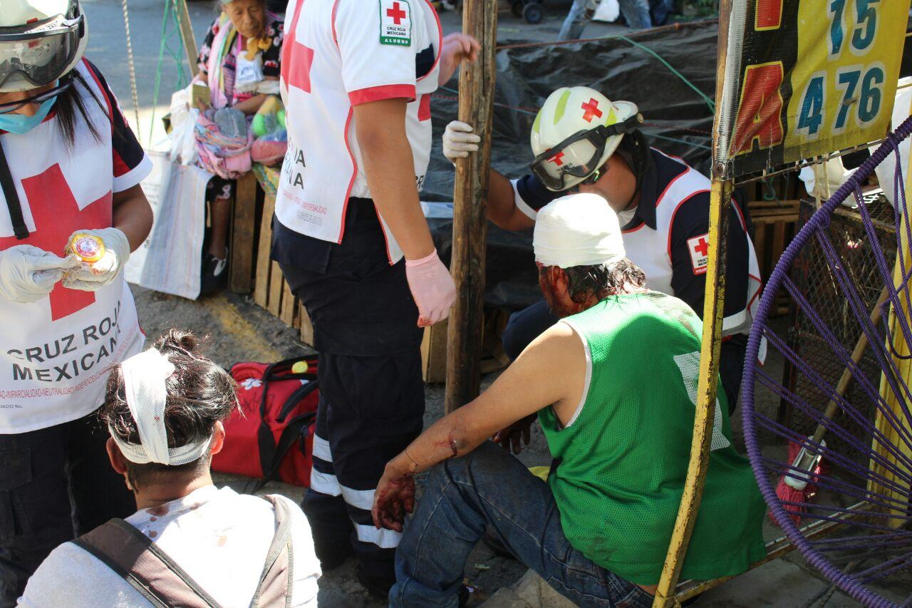 Brutal golpiza en riberas del Río Atoyac, Oaxaca   El Imparcial de Oaxaca