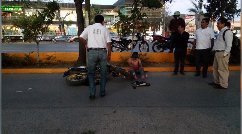 Video: Capturan afuera de Plaza del Valle a señalado de cometer robo violento | El Imparcial de Oaxaca