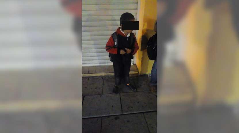 Encuentran a niño que escapó de casa en Oaxaca | El Imparcial de Oaxaca