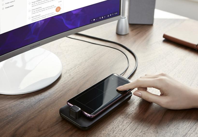 El nuevo DeX Pad transforma el Galaxy S9 en una PC con touchpad   El Imparcial de Oaxaca