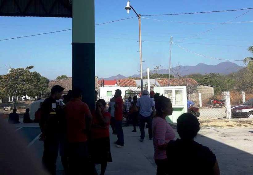 Zafarrancho en la elección  de Santa Cruz Bamba | El Imparcial de Oaxaca