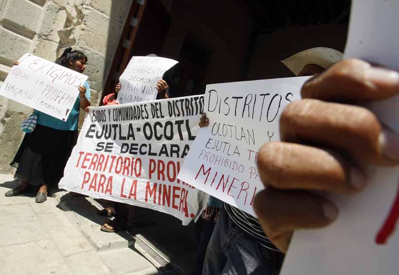 Minería va: anuncia SE inversión por 80 mdd | El Imparcial de Oaxaca