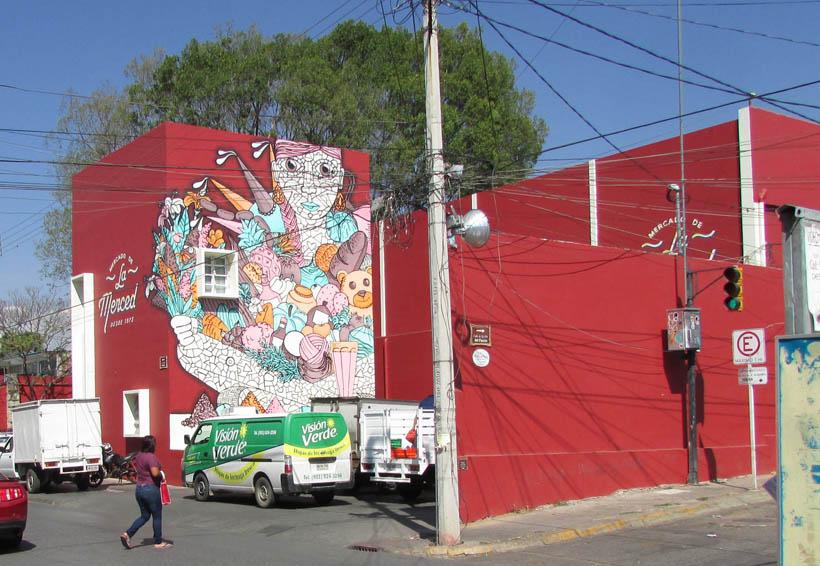 Corrigen problema de  Mercado la Merced en Oaxaca | El Imparcial de Oaxaca