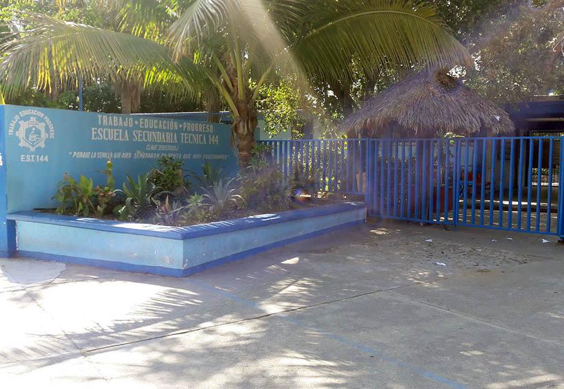 Escuelas desamparadas en la costa de Oaxaca | El Imparcial de Oaxaca