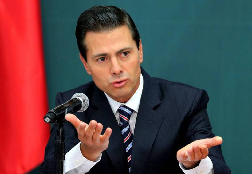 Peña Nieto: construir el muro, es una decisión soberana de los Estados Unidos | El Imparcial de Oaxaca