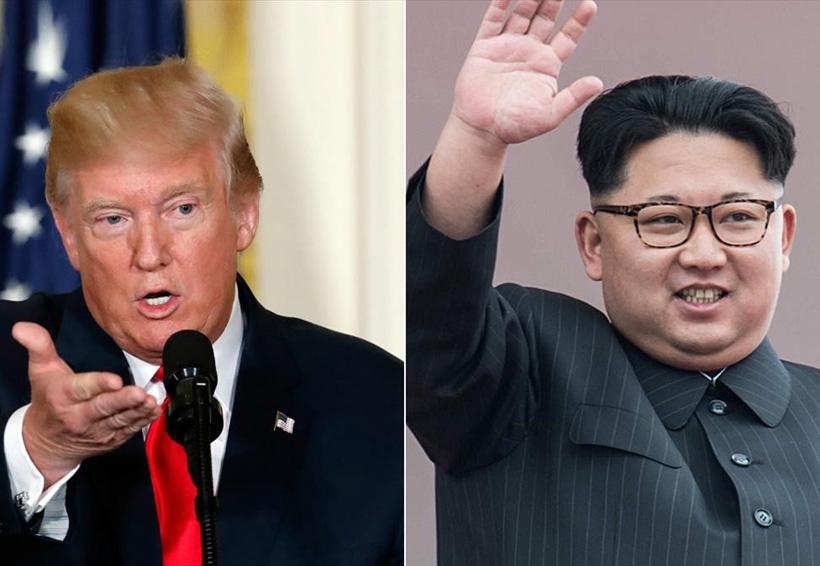 Se avecina a histórica reunión entre Trump y Kim Jong-un; la expectación está al límite. | El Imparcial de Oaxaca