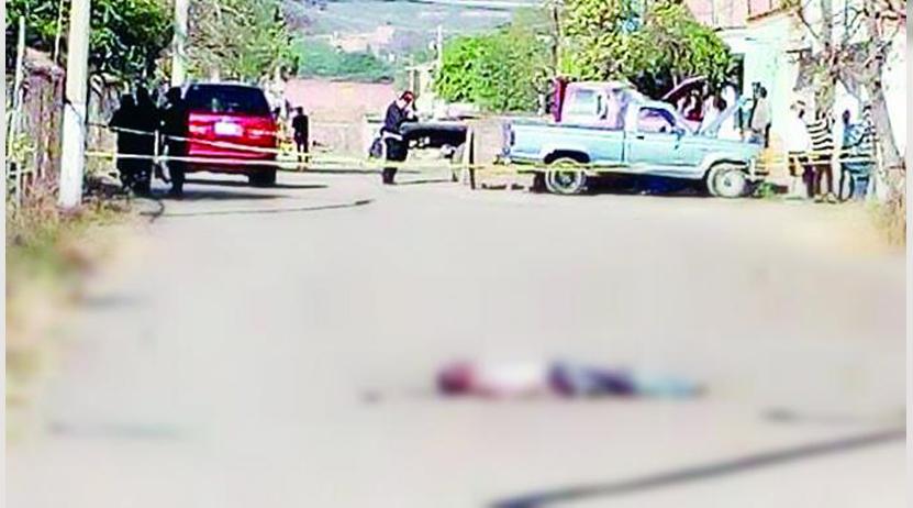 Grupo armado lo ultima a balazos | El Imparcial de Oaxaca