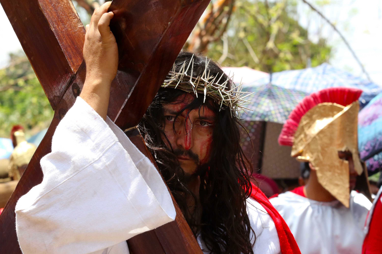 Reviven la Pasión de Cristo en Ánimas Trujano, Oaxaca | El Imparcial de Oaxaca