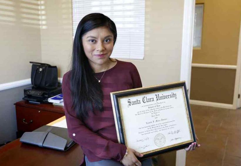 Oaxaqueña inmigrante llega al Senado de California   El Imparcial de Oaxaca