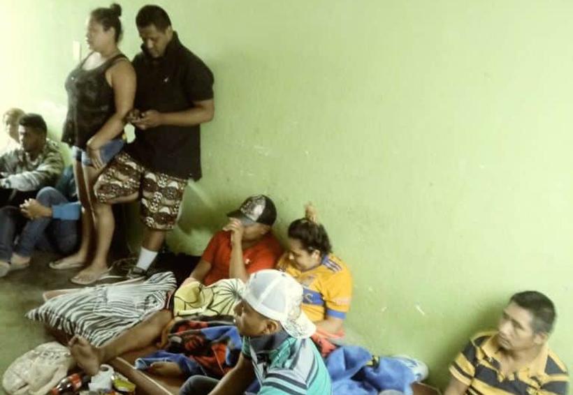 Detienen a centroamericanos por escandalizar en vía pública   El Imparcial de Oaxaca