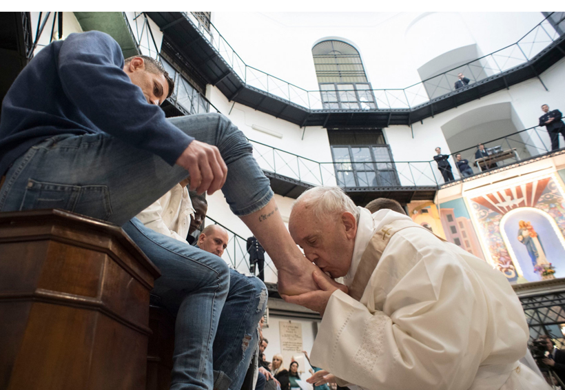 El Papa llama a la comunidad sacerdotal a la cercanía espiritual con los pecadores | El Imparcial de Oaxaca
