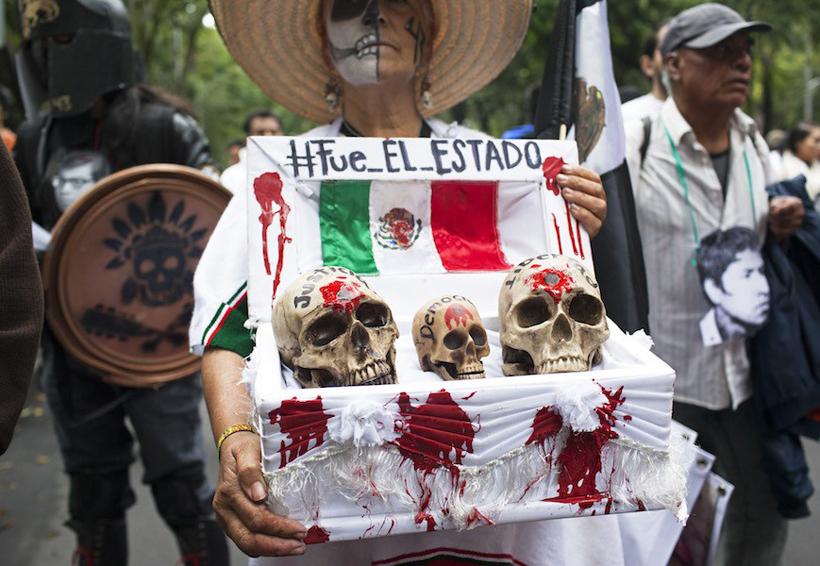 Gobierno federal asegura que avanzan investigaciones sobre el caso Ayotzinapa | El Imparcial de Oaxaca