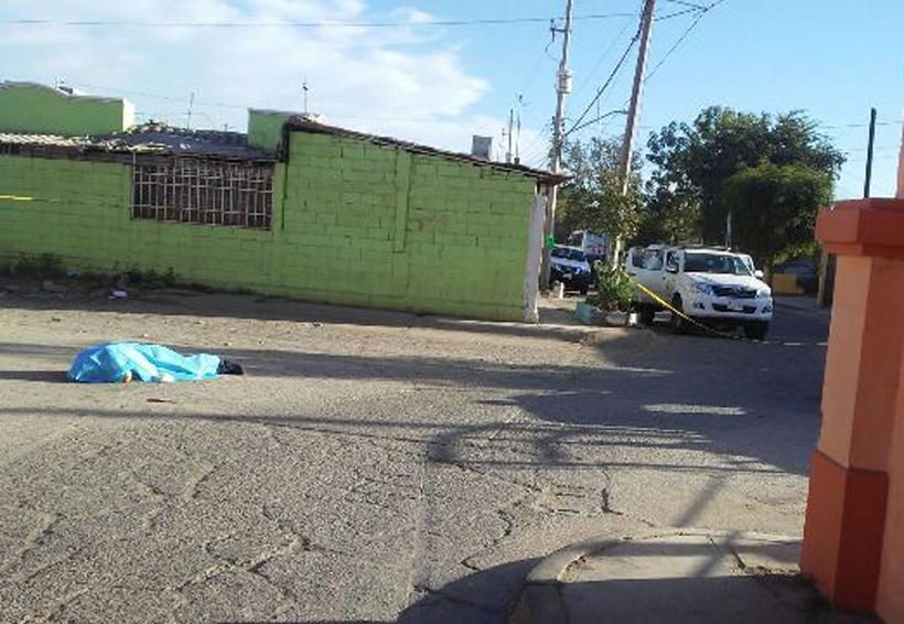 Buscaba llegar a casa; fue asesinado por desconocido   El Imparcial de Oaxaca