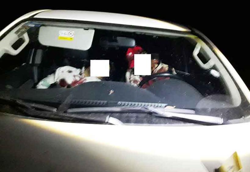 Ejecutan a tres sujetos en una camioneta   El Imparcial de Oaxaca
