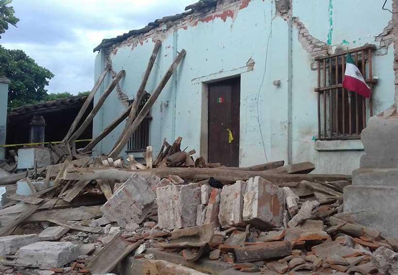 Damnificados del Istmo exigen reconstrucción digna   El Imparcial de Oaxaca