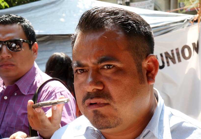 En mayo sí habrá paro en Oaxaca: Eloy López   El Imparcial de Oaxaca