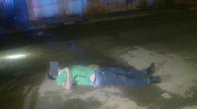 Asesinan a balazos a hombre en el centro de Oaxaca | El Imparcial de Oaxaca