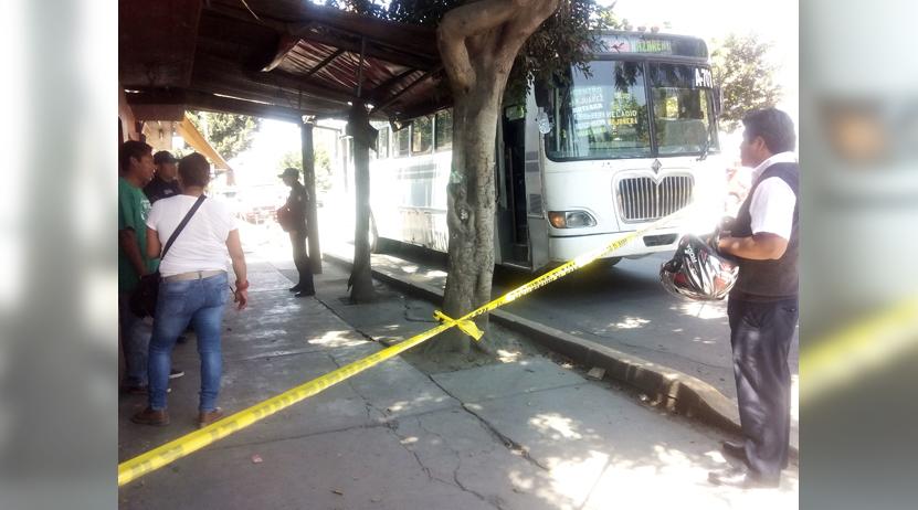 Mujer sufre paro cardíaco en camión urbano de Oaxaca   El Imparcial de Oaxaca