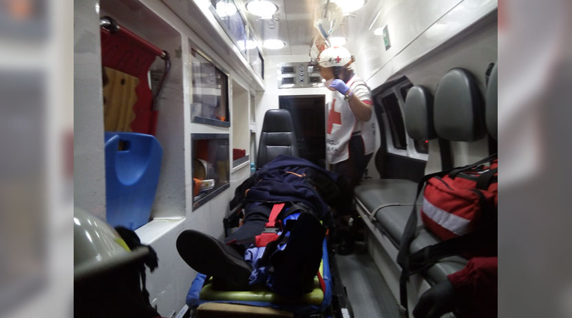 Doble tragedia; cuatro lesionados y muerto en Tlacolula, Oaxaca | El Imparcial de Oaxaca