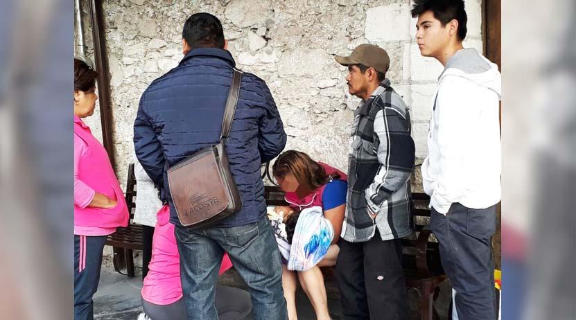 Muere niña mientras iba camino al hospital de Huajuapan a la ciudad de Oaxaca | El Imparcial de Oaxaca
