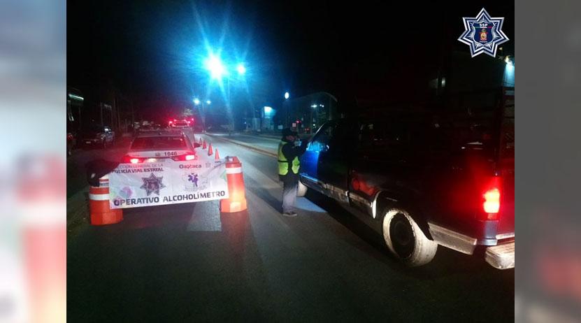 Caen 11 personas en alcoholímetro de Oaxaca   El Imparcial de Oaxaca