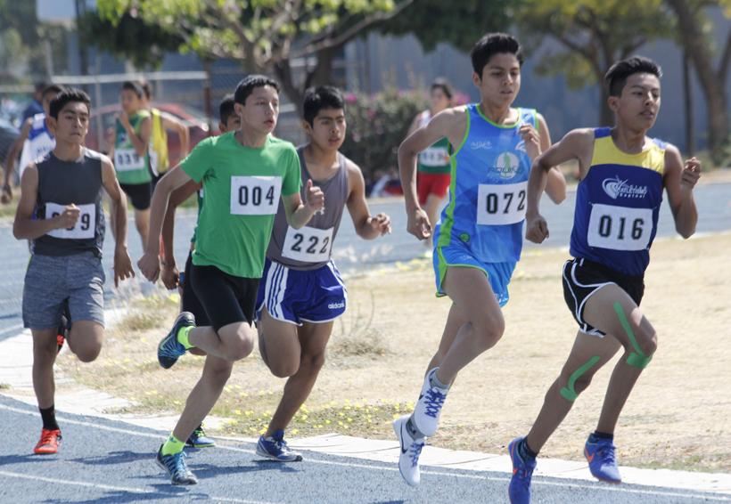 Lista la delegación Oaxaqueña de Atletismo para la etapa prenacional de Olimpiada 2018 | El Imparcial de Oaxaca