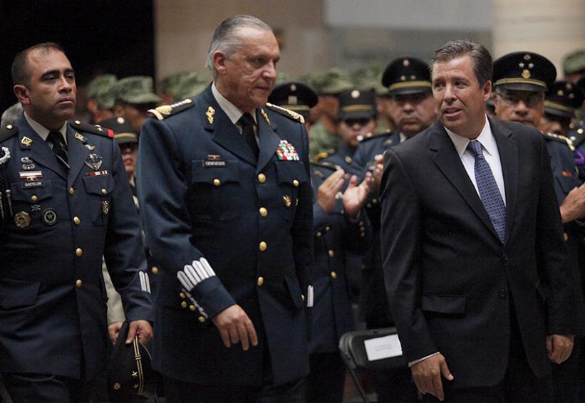 Cienfuegos niega participación del Ejército en la Ley de Seguridad Interior, pero la defiende   El Imparcial de Oaxaca