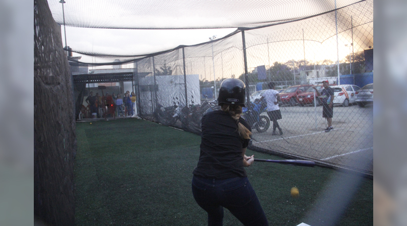 Abren nuevo espacio  para practicar beisbol | El Imparcial de Oaxaca