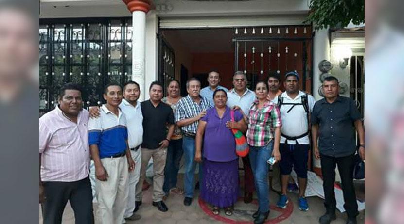 Piden esclarecer asesinato de cetemista   El Imparcial de Oaxaca