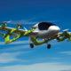 Anuncian flota de taxis voladores en Nueva Zelanda