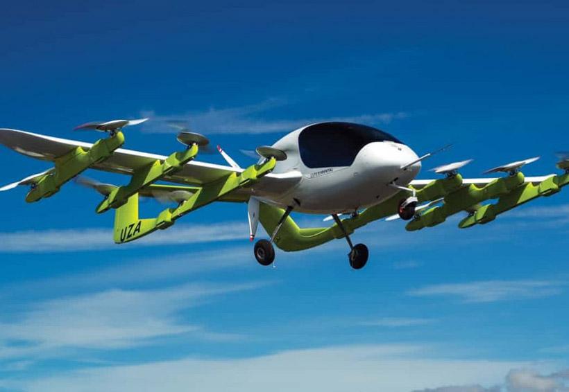 Anuncian flota de taxis voladores en Nueva Zelanda | El Imparcial de Oaxaca