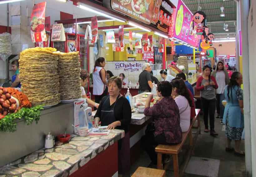 Realizan limpieza en el Mercado 20 de Noviembre de Oaxaca   El Imparcial de Oaxaca