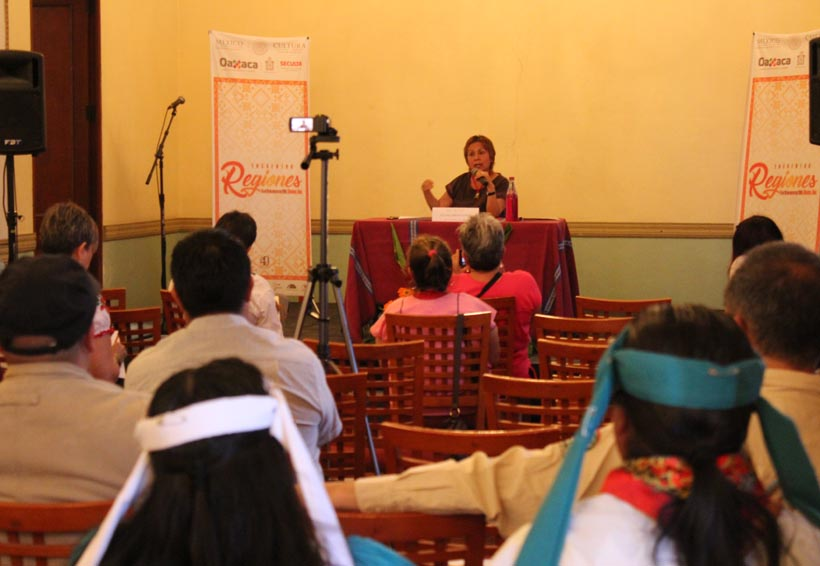 Lucina Jiménez propone replantear políticas culturales | El Imparcial de Oaxaca