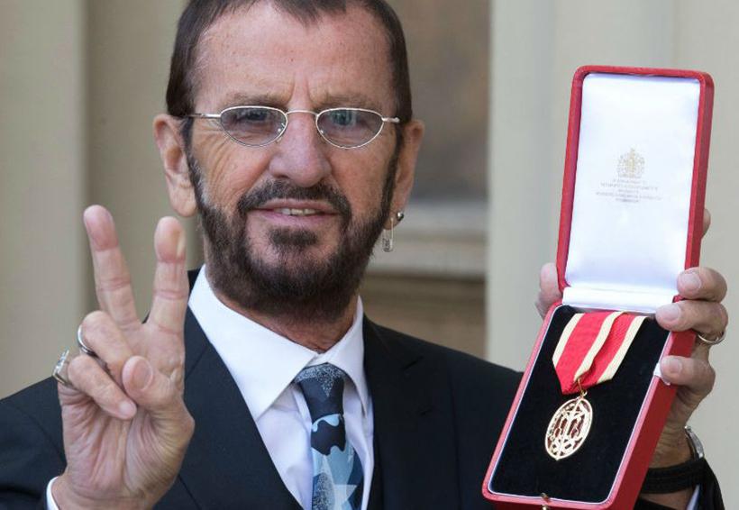 Ringo Starr y la importancia de ser nombrado Caballero | El Imparcial de Oaxaca