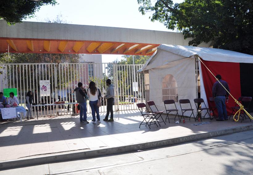 Libera STAUO escuelas y facultades de UABJO | El Imparcial de Oaxaca