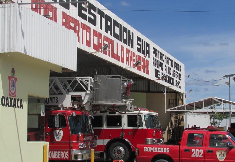 Se alistan bomberos  de Oaxaca en caso de emergencia esta Semana Santa   El Imparcial de Oaxaca