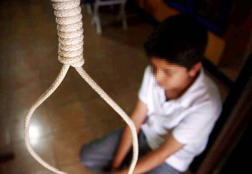 Comisión de Derechos de la Niñez busca prevenir el suicidio de niñas y niños   El Imparcial de Oaxaca
